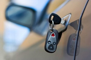 How to replace the car key